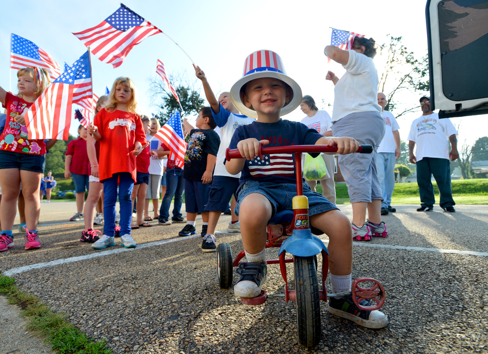 43rd annual Labor Day Parade