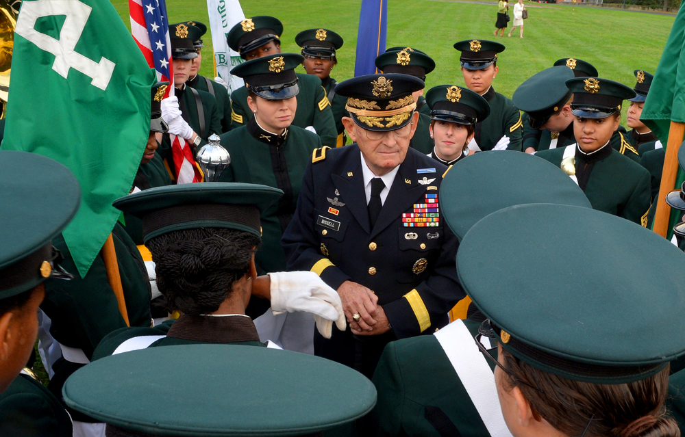VWIL's Change of Command