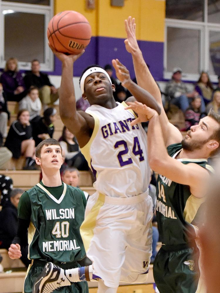 Wilson Memorial at Waynesboro boys' basketball