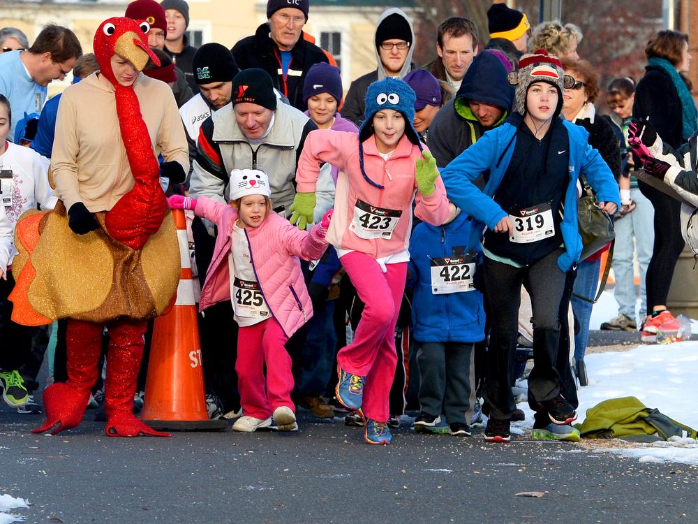 Waynesboro YMCA's Turkey Trot