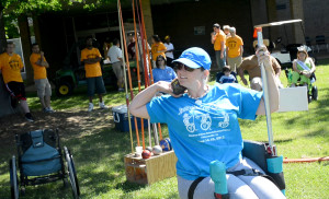 41st annual Mid-Atlantic Wheelchair Games