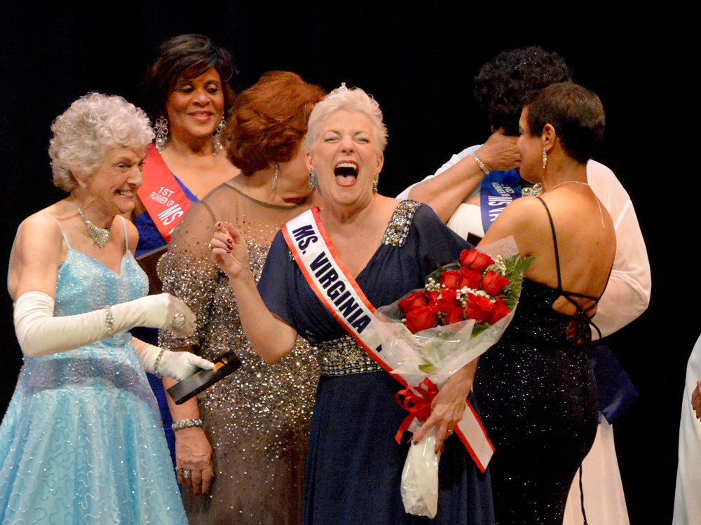 Ms. Virginia Senior America 2014 Pageant